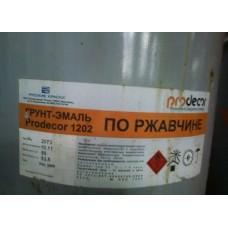 Грунт-эмаль Prodecor 1201